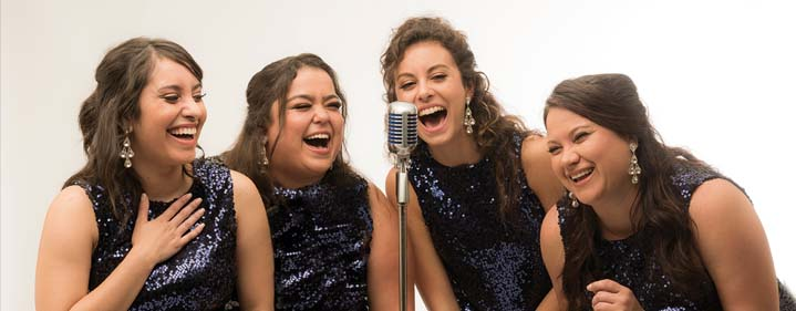 The Sapphires - QUT Gardens Theatre - Tickets